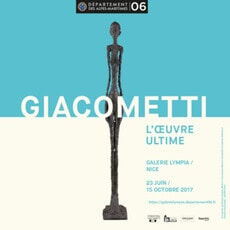 Giacometti L'oeuvre ultime