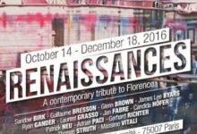 "Exposition ""Renaissances"" - Fondation Etrillard"